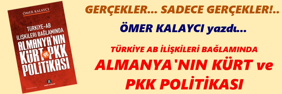 Almanyanın Kürt Politikası